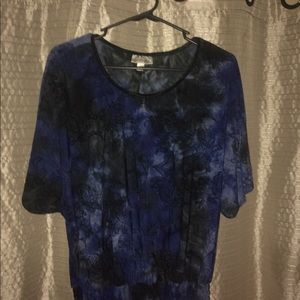 Top size large